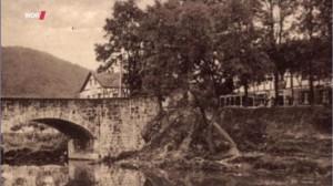 Fundstelle des Toten 1877