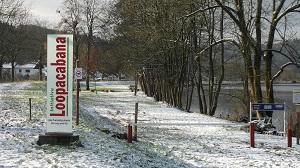 Loopacababa im Winter