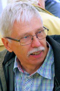 Portrait Karl Freisen
