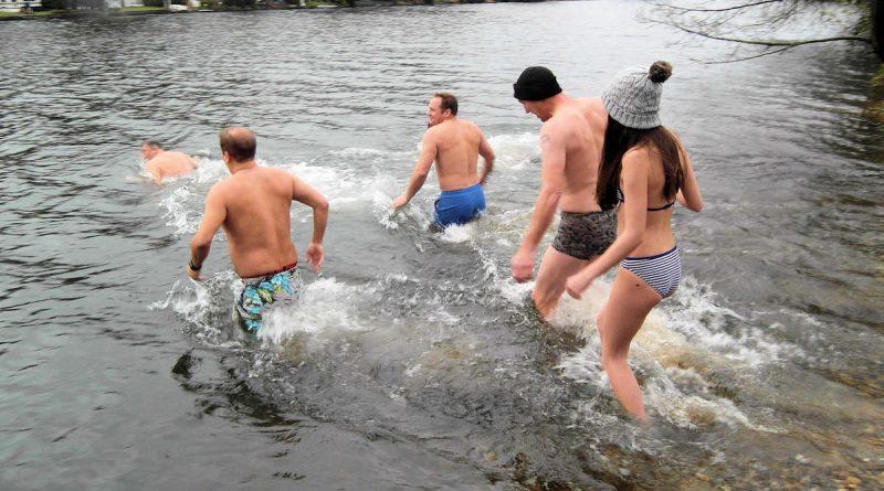 Neujahrsschwimmen 2019